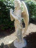 Angel-shrine