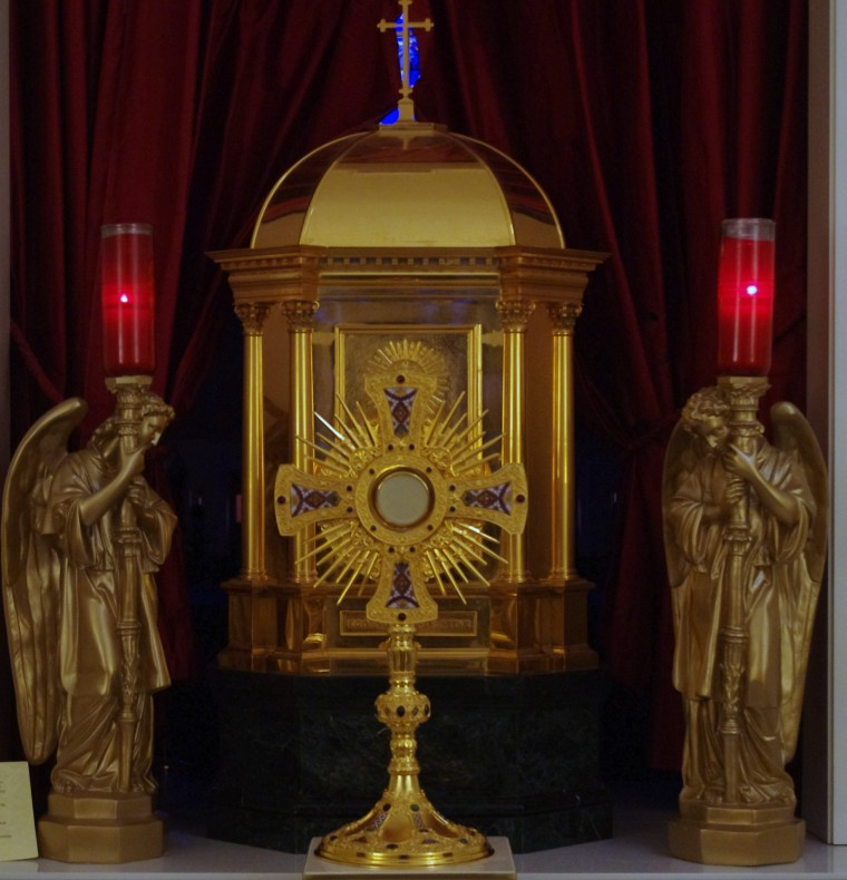 Monstrance Kentucky