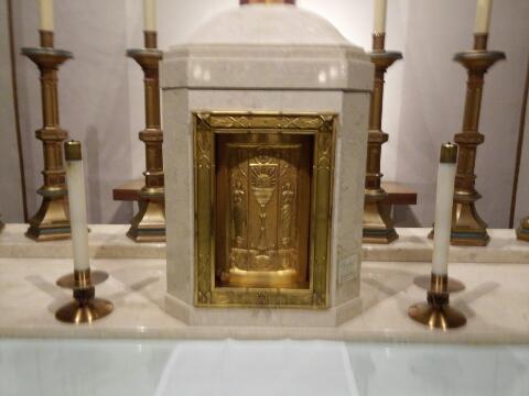 St. Joseph Tabernacle 2