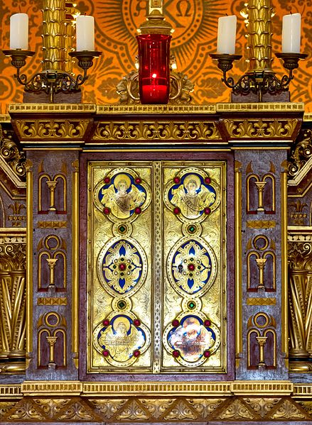 Tabernacle gold