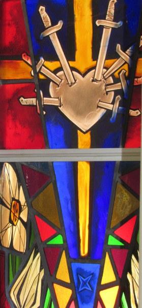 Sacred Pierced Heart