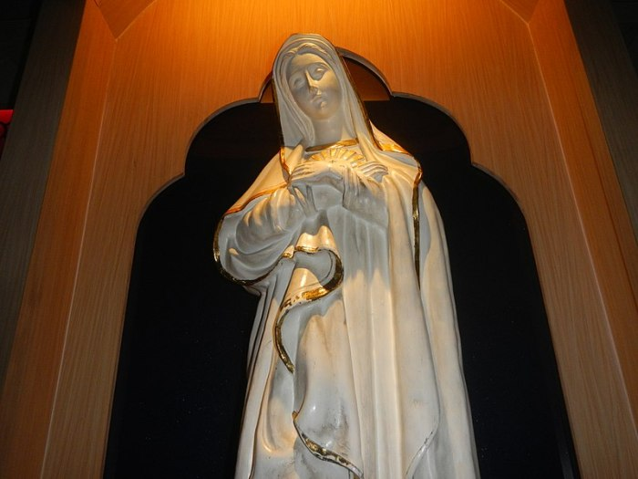 Our Lady of Blessed Sacrament