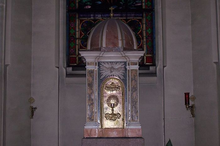 Tabernacle Oslo Cathedral