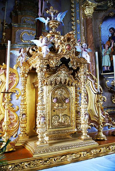 Tabernacle Spain