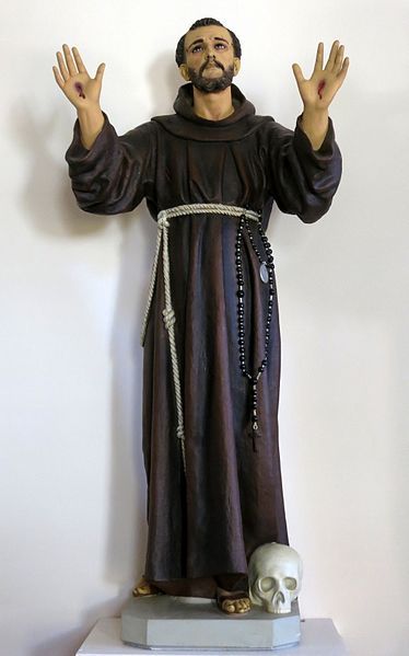 St._Francis_of_Assisi_statue