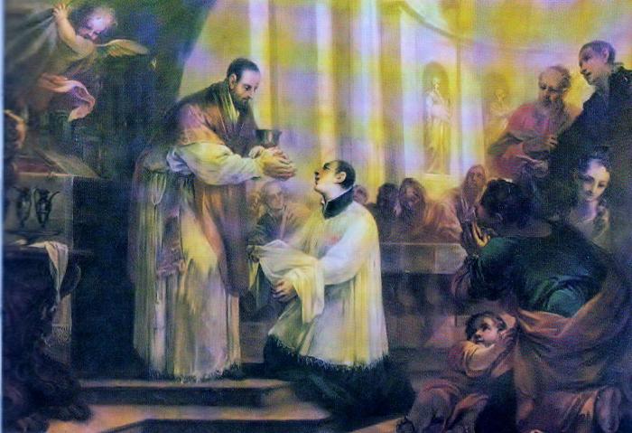 Communion Reception